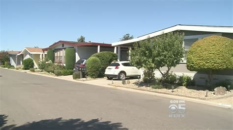 San Jose Mobile Home by San Jose May Put Mobile Home Park Closures On Hold 171 Cbs San Francisco