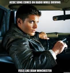Winchester Meme - dean winchester