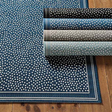 indoor outdoor mats rugs marina indoor outdoor rug ballard designs