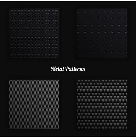 metal pattern for photoshop free download metal vector patterns photoshop vectors brushlovers com