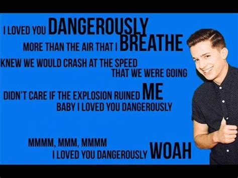 charlie puth dangerously mp3 charlie puth dangerously lyrics youtube