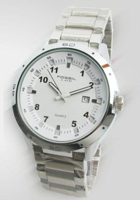 Jam Tangan Pria Dual Time Circle Black Chain Inovatif jam tangan pria f ss l date chains