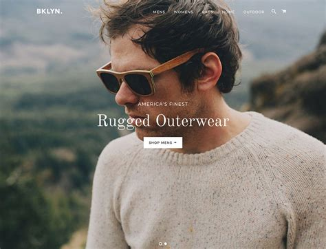 shopify themes brooklyn 10 best free shopify themes 2018 athemes