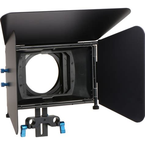 Came Tv L M3 Dslr Matte Box With Flag And 15mm Rod Adapter Lm3