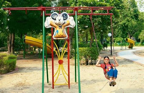 kids swing india fountains swings lawns fun picture of children s
