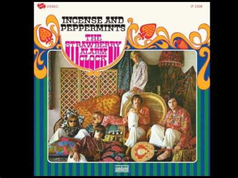 strawberry alarm clock incense and peppermint fausto ramos
