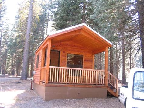 lassen volcanic national park new cabins