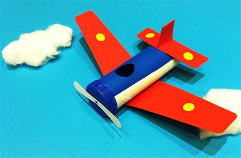aeroplane craft for 10 things to make with a toilet roll toilet roll
