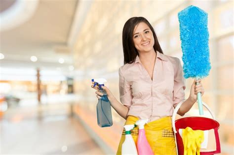 hiring a housekeeper the easiest way to get your home clean when you have kids