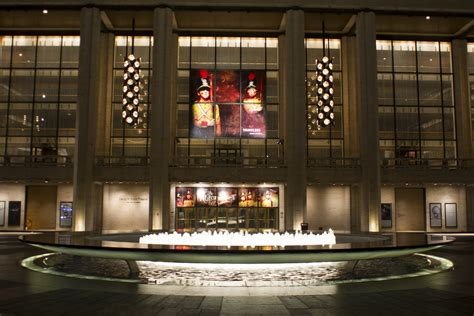 lincoln center nyc ballet david h koch theater