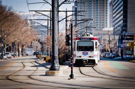 salt lake city light rail flickr