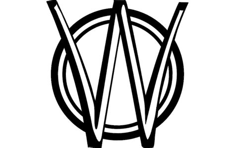 willys truck logo dxf file   axisco