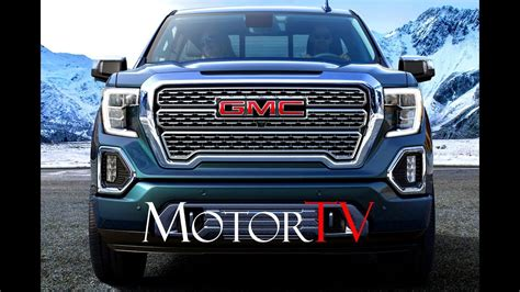 2019 Gmc New Tailgate by New 2019 Gmc Denali Multipro Tailgate L