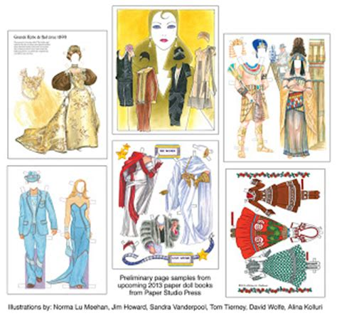 new year paper clothes s paper doll news new paper dolls coming this
