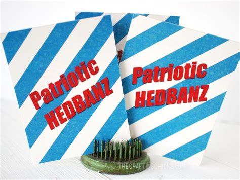 hedbanz cards template patriotic hedbanz