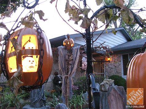 outdoor halloween decorations for your incredible halloween trellischicago amazing diy halloween decorations from the shadow farm