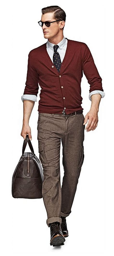 Trend Alert Style Cardigans by 70 Best Trend Burgundy Menswear Images On