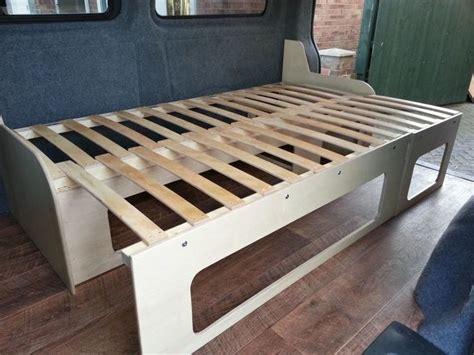 conversion van sofa bed 76 best vw caddy cer ideas images on pinterest van