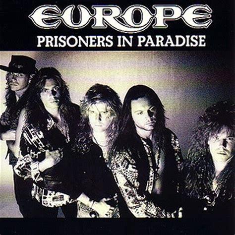 Cassette Europe Prisoners In Paradise europe prisoners in paradise