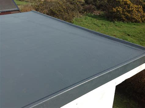 grp fibreglass flat roof to grp fiberglass roofing
