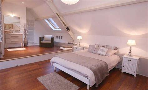 chambre avec privatif r馮ion parisienne chambre parents beige et reposant bord de mer d 233 co