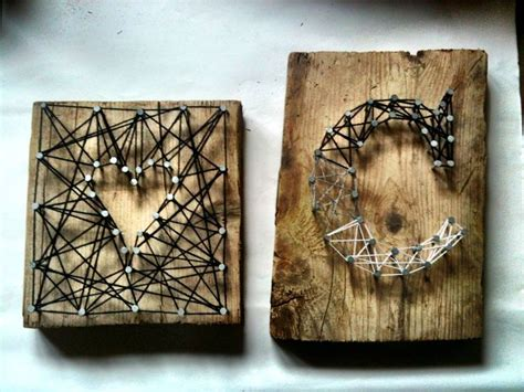Arts And Crafts String - easy small string diy craft rustic decor ideas