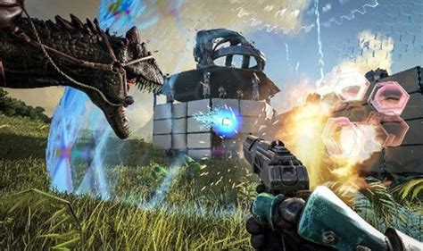 hairstyles ark ps4 ark survival evolved update ps4 delay as xbox one game