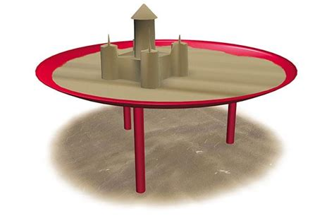 how to sand a table water tables sand tables sandbox