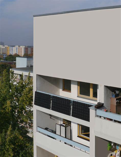 solaranlage balkon erlaubt mini solarmodule sind in deutschland erlaubt haus