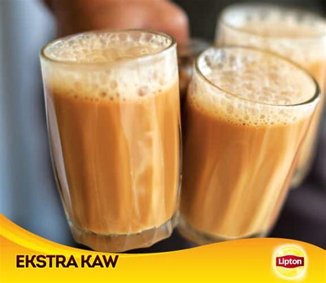 Teh Lipton Di Malaysia lipton wants to officially name 15 september as teh tarik day but they need your help