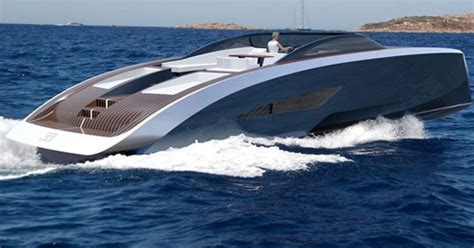 bugatti enters the waters with new yacht extravaganzi