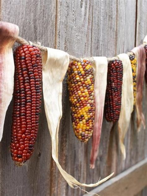 indian corn decorations for fall fall decorating bring the outside inside this season