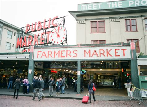 Pike Place Garage by A Local S Guide To Seattle Page 2 Of 22 Entouriste