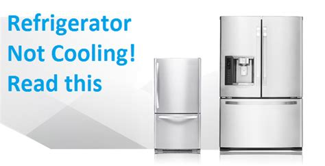 Iglooplay Cool Not Cold by Fridge Not Cooling Diy Tips Appliance Guru Island
