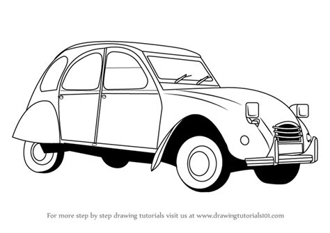 vintage cars drawings learn how to draw a vintage car vintage by