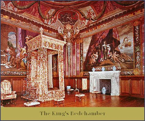 Tudor Home Interior by Hampton Court Palace
