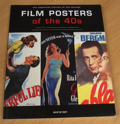 40 epic film essentials books film posters of the 30s 40s 50s and 60s the