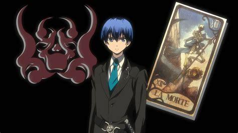 anime hantu bertopeng pengenalan anime character arcana famiglia