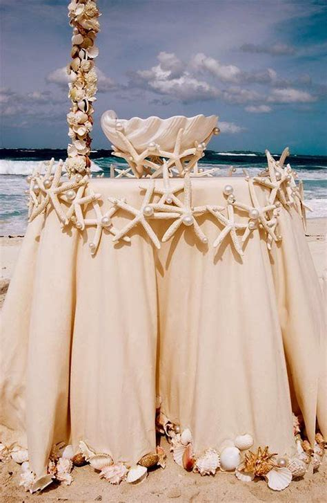 beach themed table ls 25 beach themed wedding projects diy inspiration