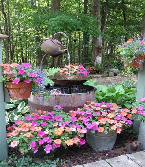 diy backyard fountains 8 diy outdoor fountain ideas how to make a fountain for