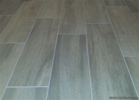 Random Pattern Wood Look Tile | more tips for installing wood look tile flooring diytileguy
