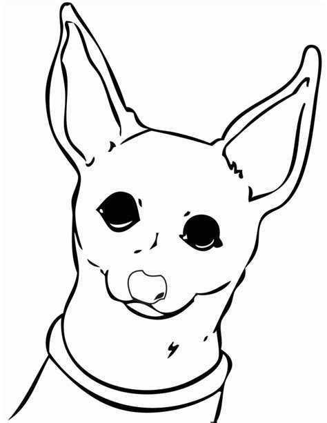 Dog Breed Coloring Pages Chihuahua Coloring Pages Breed Coloring Pages