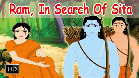 ram story in ram in search of sita story from ramayan