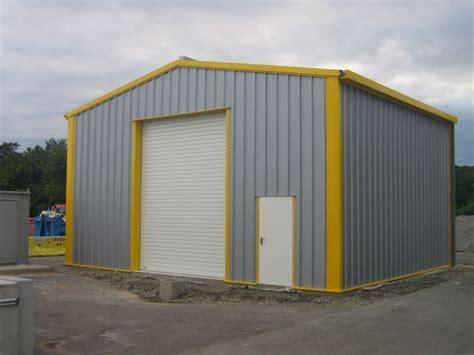 hangar metallique hangar metallique acier galvanise contact francemetal