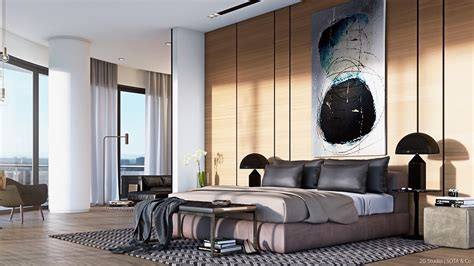 bedroom penthouse luxurious inspiring penthouses