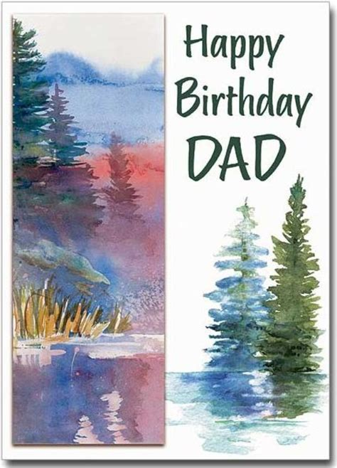 Happy Birthday Cards For Dads Happy Birthday Dad In Heaven Quotes Quotesgram