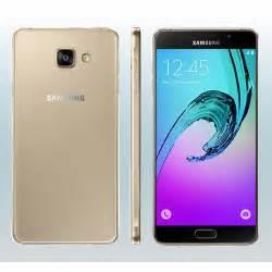 Hp Samsung A7 2016 Resmi Gold samsung a7 2016 gold emibaba