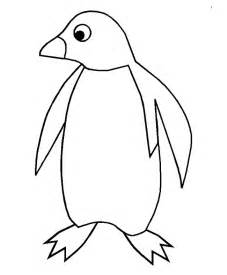 penguin template penguin template animal templates free premium templates