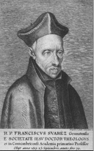 Francisco Suárez - Wikipedia, la enciclopedia libre