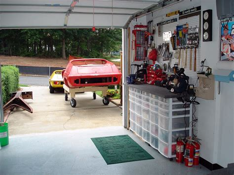 Garage Project Lotus Europa Central